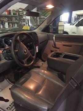 2013 Chevrolet Silverado 3500HD CC