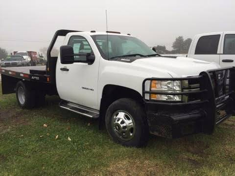 2013 Chevrolet Silverado 3500HD CC for sale in Lamoni, IA