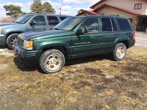 1998 Jeep Grand Cherokee for sale in Lamoni, IA