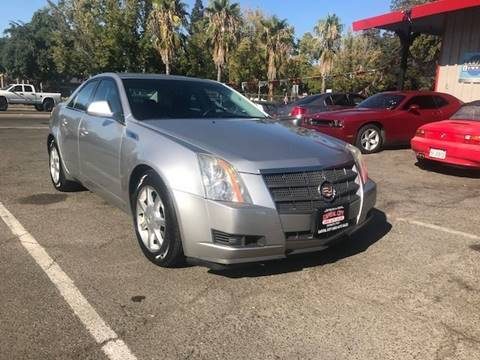 2008 Cadillac Cts For Sale In Sacramento Ca