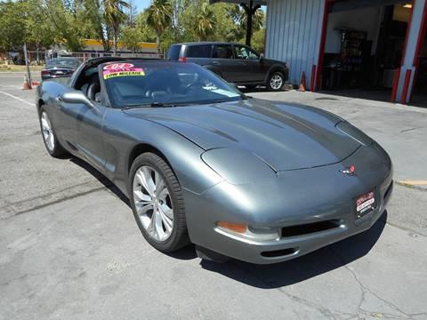 2004 Chevrolet Corvette for sale in Sacramento, CA