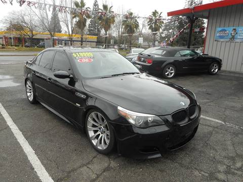 2006 BMW M5 for sale in Sacramento, CA