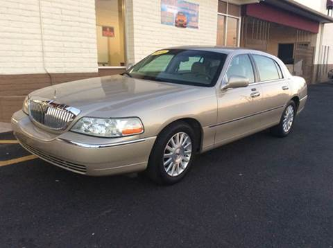2004 Lincoln Town Car For Sale In El Paso Tx Carsforsale Com