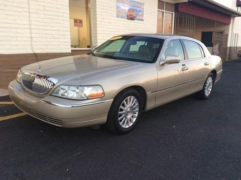 2004 Lincoln Town Car For Sale In Raleigh Nc Carsforsale Com