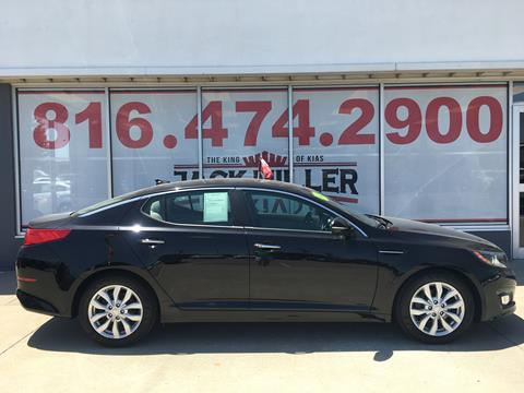 2014 Kia Optima for sale in North Kansas City MO