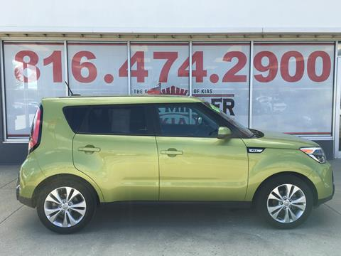 2016 Kia Soul for sale in North Kansas City MO