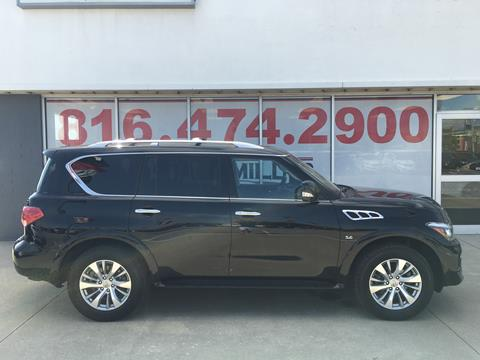2016 Infiniti QX80 for sale in North Kansas City MO