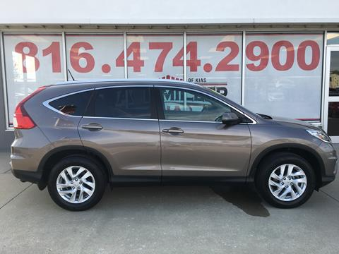 2015 Honda CR-V for sale in North Kansas City MO