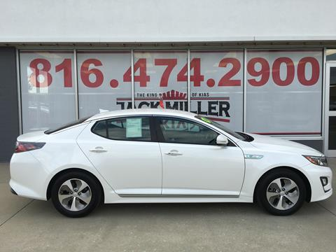 2014 Kia Optima Hybrid for sale in North Kansas City MO