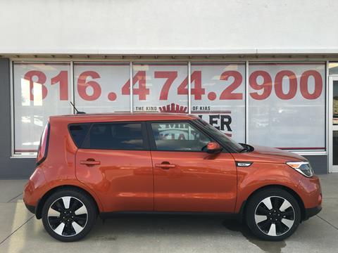 2018 Kia Soul for sale in North Kansas City MO