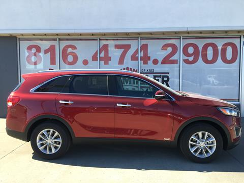 2017 Kia Sorento for sale in North Kansas City MO