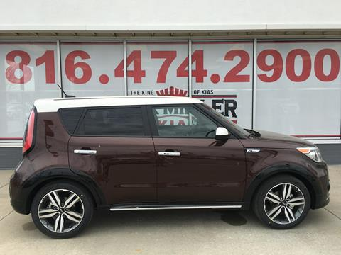 2017 Kia Soul for sale in North Kansas City MO
