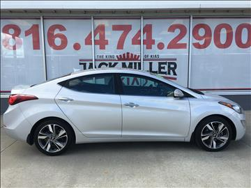 2015 Hyundai Elantra for sale in North Kansas City, MO