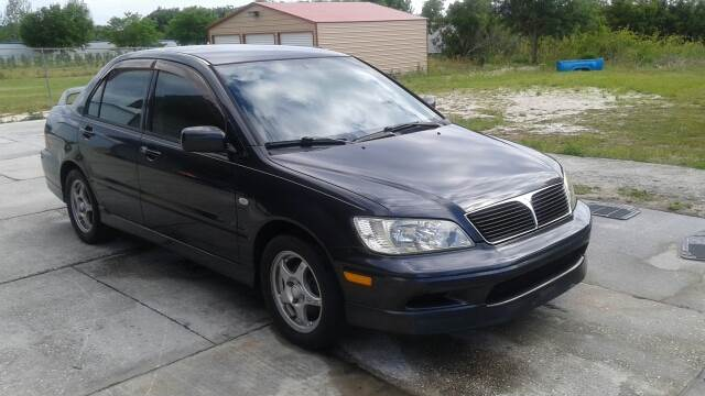 2003 Mitsubishi Lancer O Z Rally 4dr Sedan   Kissimmee FL