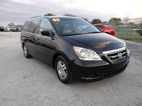 Honda Odyssey For Sale In Kissimmee Fl Carsforsale Com 174