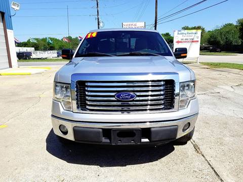 2012 Ford F-150 for sale in Houston, TX