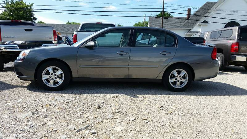 Awesome 2005 Chevrolet Malibu For Sale At Jollyu0027s Auto Sales In West Union OH