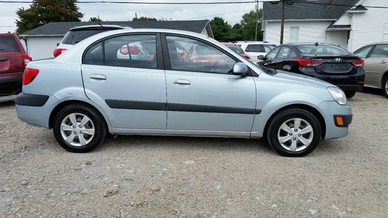 2008 Kia Rio For Sale At Jollyu0027s Auto Sales In West Union OH