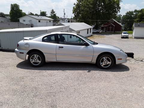 2004 Pontiac Sunfire for sale in West Union, OH