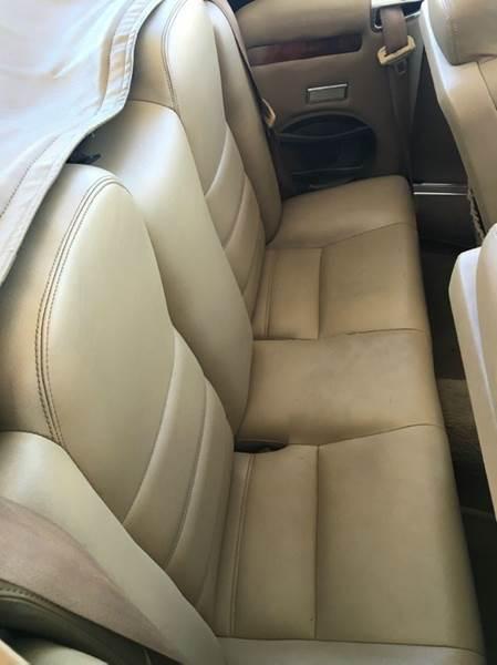 1995 Jaguar XJ-Series XJS 2dr Convertible - Ocean Springs MS