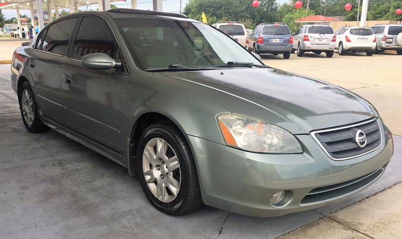 2002 Nissan Altima 3.5 SE 4dr Sedan - Ocean Springs MS