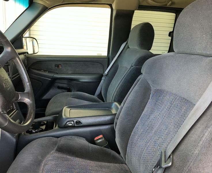 2002 Chevrolet Silverado 1500  - Ocean Springs MS