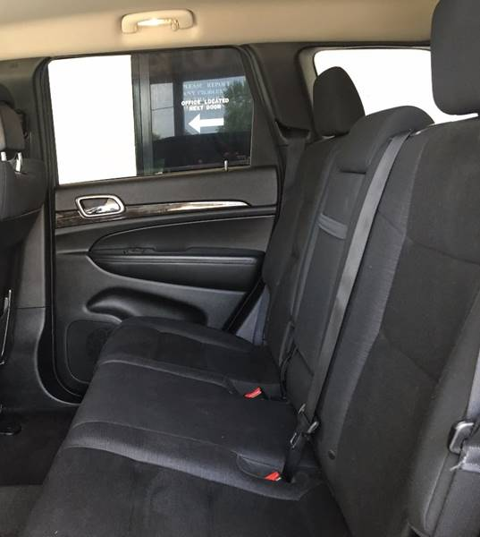 2012 Jeep Grand Cherokee 4x2 Laredo 4dr SUV - Ocean Springs MS