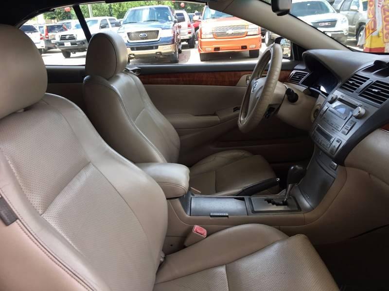 2007 Toyota Camry Solara  - Ocean Springs MS