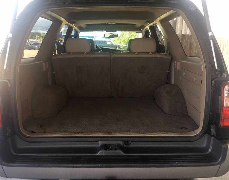 2001 Toyota 4Runner Limited 2WD 4dr SUV - Ocean Springs MS