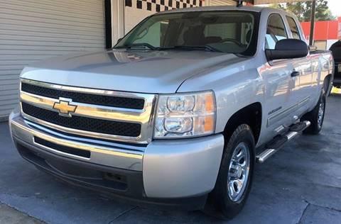 2011 Chevrolet Silverado 1500 for sale in Ocean Springs, MS