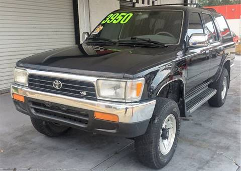 1995 Toyota 4Runner for sale in Ocean Springs, MS