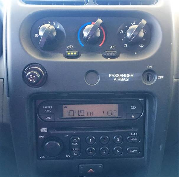 2004 Nissan Frontier 2dr King Cab Xe Rwd Sb In Ocean Springs Ms