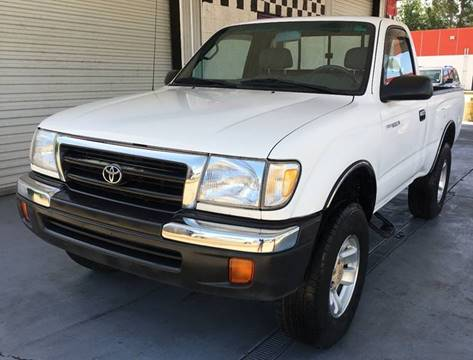 Exceptional 2000 Toyota Tacoma Prerunner
