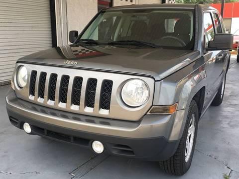 2014 Jeep Patriot for sale in Ocean Springs, MS