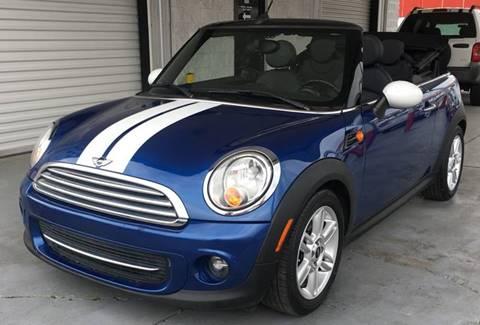 2013 MINI Convertible for sale in Ocean Springs, MS