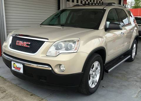 2012 GMC Acadia for sale in Ocean Springs, MS