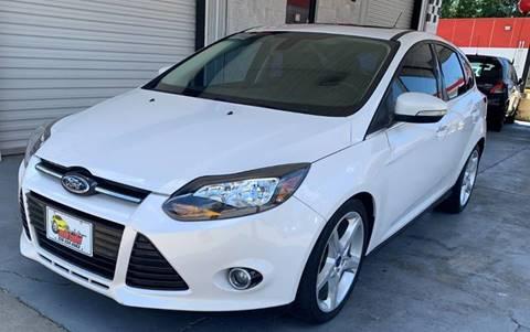 2012 Ford Focus for sale in Ocean Springs, MS
