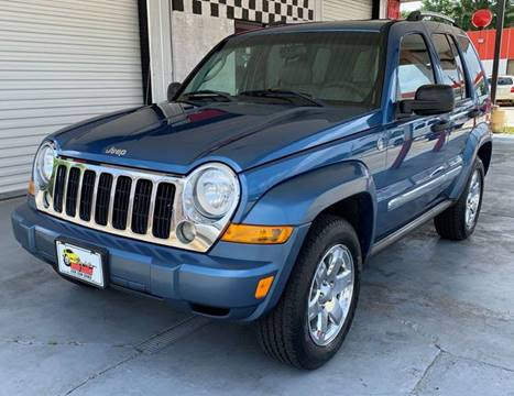 2005 Jeep Liberty for sale in Ocean Springs, MS