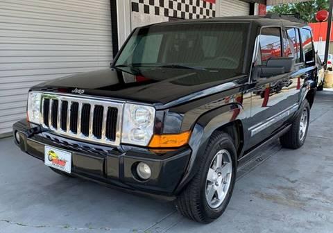 2010 Jeep Commander for sale in Ocean Springs, MS
