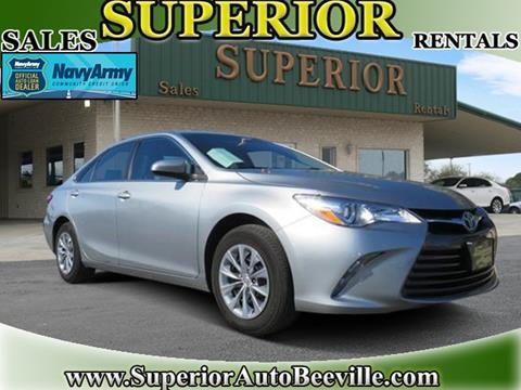 2016 Toyota Camry for sale in Beeville, TX