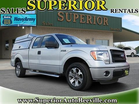 2013 Ford F-150 for sale in Beeville, TX