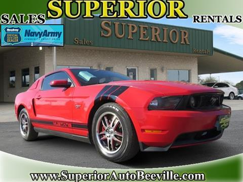 2010 Ford Mustang for sale in Beeville, TX