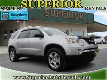 2012 GMC Acadia for sale in Beeville, TX