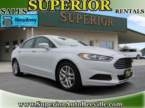 2016 Ford Fusion for sale in Beeville, TX