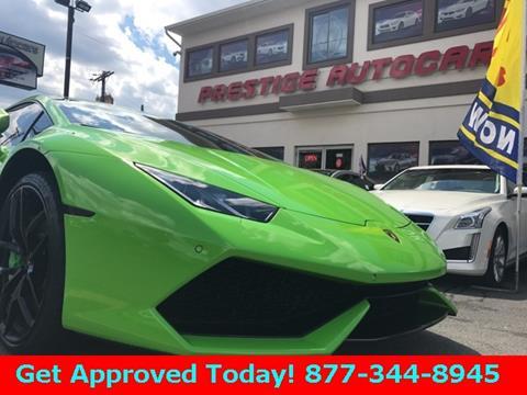 2015 Lamborghini Huracan for sale in Vernon, CT