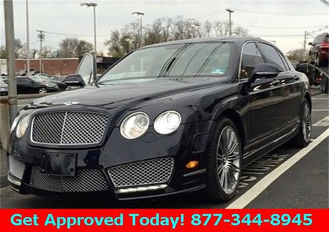 2010 Bentley Continental Flying Spur Speed for sale in Vernon, CT