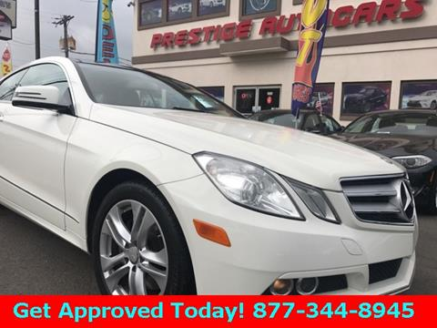 2011 Mercedes-Benz E-Class for sale in Vernon, CT