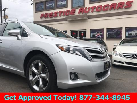 2014 Toyota Venza for sale in Vernon, CT
