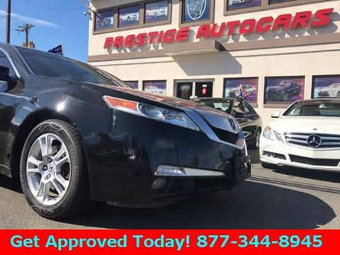 2011 Acura TL for sale in Vernon, CT