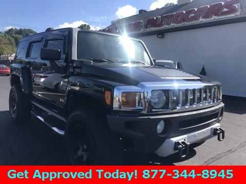 2008 HUMMER H3 for sale in Vernon, CT